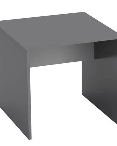 Písací stôl grafit/biela RIOMA NEW TYP 17