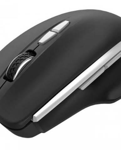 Bezdrôtová myš Canyon MW-21B, 1600 dpi, 7 tl, čierna