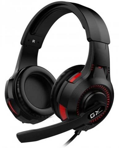 Herný headset Genius GX HS-G600V, vibračný, s mikrofónom