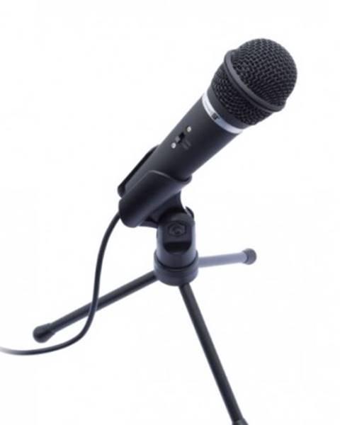 Connect IT Mikrofón Connect IT CI-481 REC, čierny