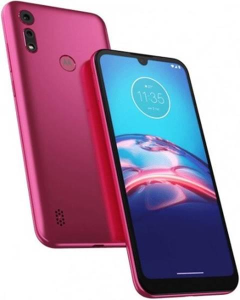 Motorola Mobilný telefón Motorola E6i 2 GB/32 GB, ružový