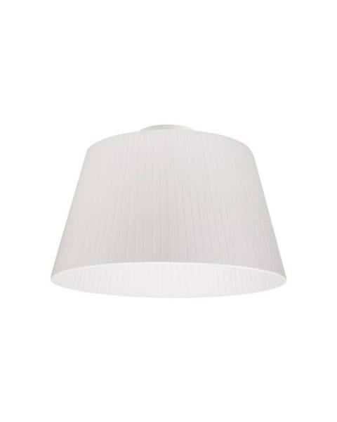 Sotto Luce Biele stropné svietidlo Sotto Luce KAMI CP, Ø 36 cm