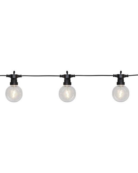 Best Season Vonkajšia svetelná LED reťaz Best Season Big Circus Filament, 10 svetielok