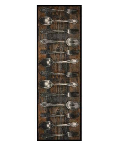 Kuchynský behúň Hansa Home Cook & Clean Spoon, 150 × 50 cm
