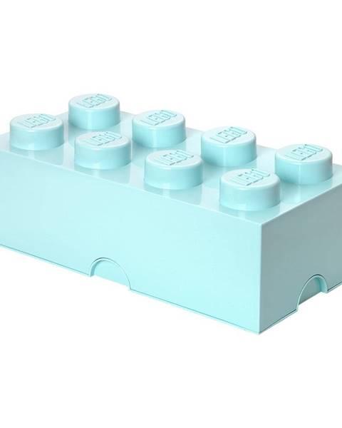 LEGO® Svetlomodrý úložný box LEGO®