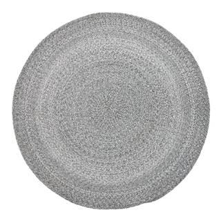 Sivý koberec Bloomingville Roxie, ⌀120 cm
