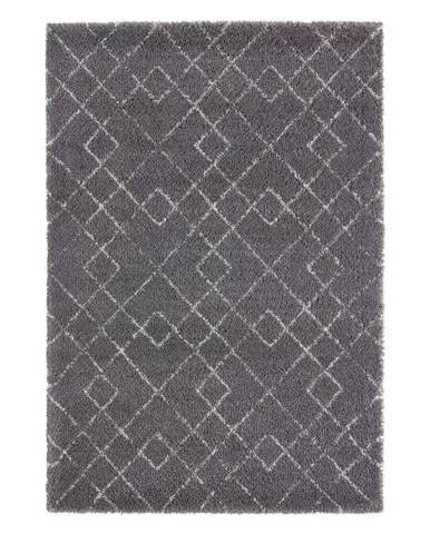 Sivý koberec Mint Rugs Archer, 80 x 150 cm