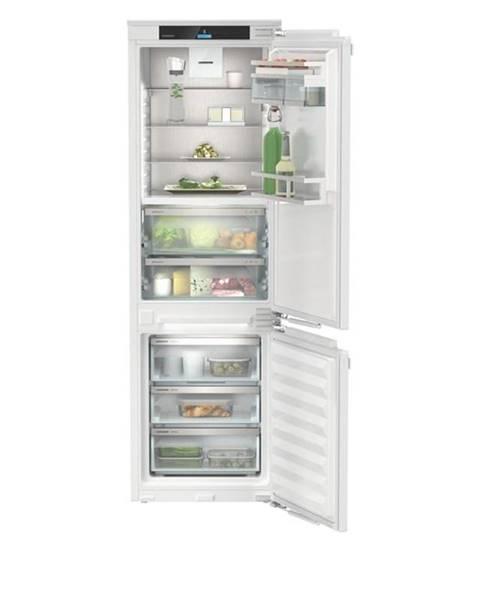Liebherr Kombinácia chladničky s mrazničkou Liebherr Prime Icbnd 5153 biele