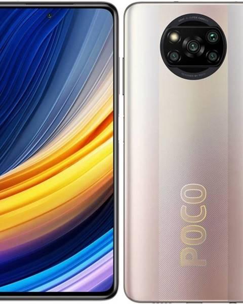 Poco Mobilný telefón Poco X3 Pro 128 GB - Metal Bronze