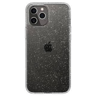 Kryt na mobil Spigen Liquid Crystal Glitter na Apple iPhone 12/12
