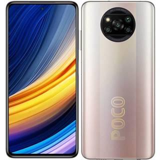 Mobilný telefón Poco X3 Pro 128 GB - Metal Bronze