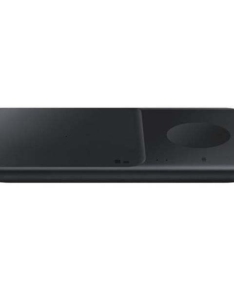 Samsung Bezdrôtová nabíjačka Samsung Duo Pad, 9W, bez kabelu čierna