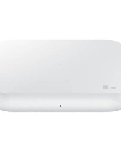 Bezdrôtová nabíjačka Samsung Pad 9W, bez kabelu biela
