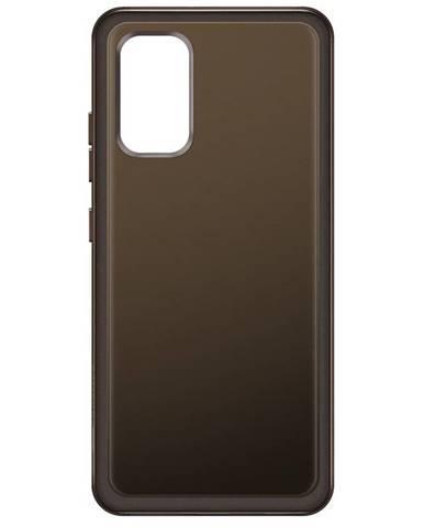 Kryt na mobil Samsung Galaxy A32 LTE čierny/priehľadný