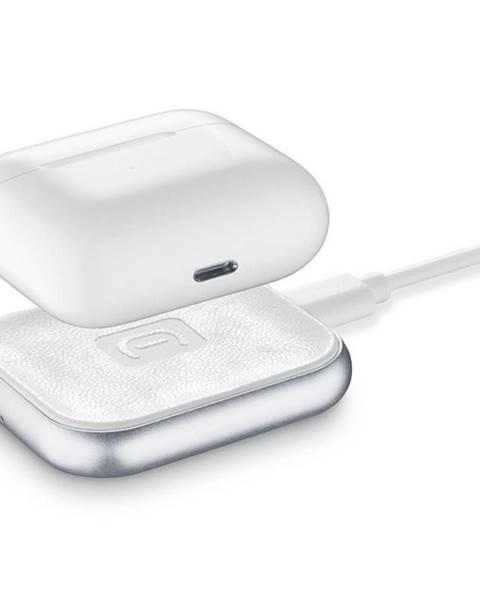 CellularLine Bezdrôtová nabíjačka CellularLine Power Base pro Apple