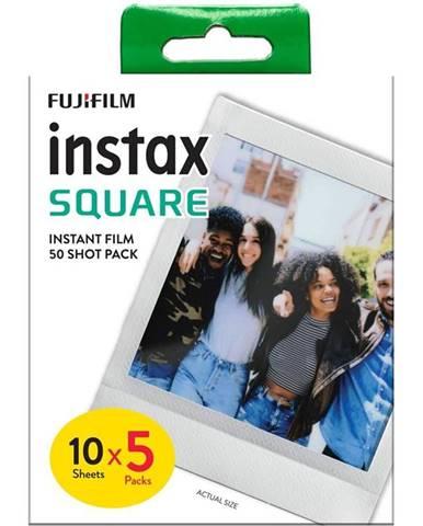 Instantný film Fujifilm Instax Square White 50ks