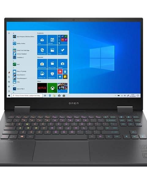 HP Notebook HP Omen 15-en0002nc čierny
