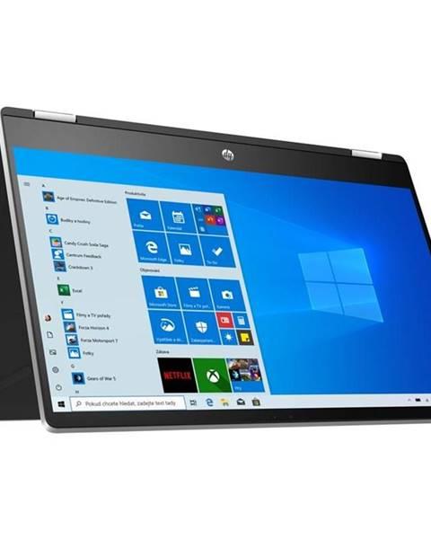 HP Notebook HP Pavilion x360 15-dq1003nc strieborný