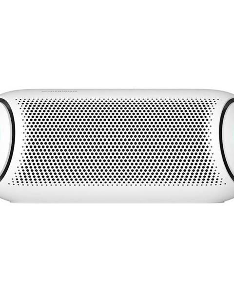 LG Prenosný reproduktor LG Xboom Go PL5W biely