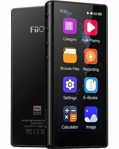 HiFi prenosný digitálný prehrávač FiiO M3 PRO čierny
