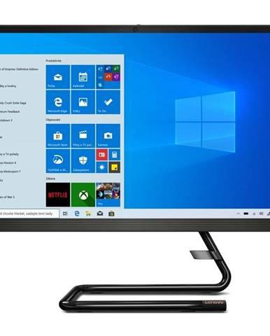 "PC all in-one Lenovo IdeaCentre 3 22IMB05 čierny 21.5"", 1920 x 1080"