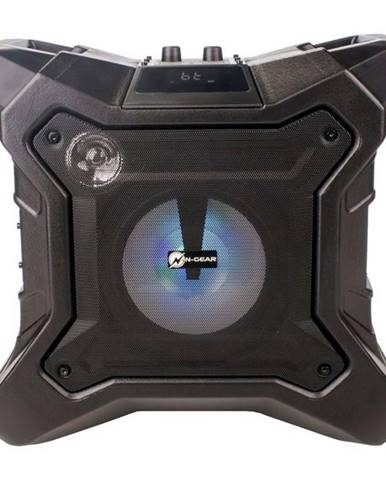 Prenosný reproduktor N-Gear Streetbox The X čierny