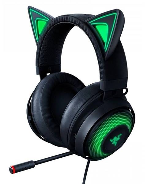 Razer Headset  Razer Kraken Kitty Ed. čierny