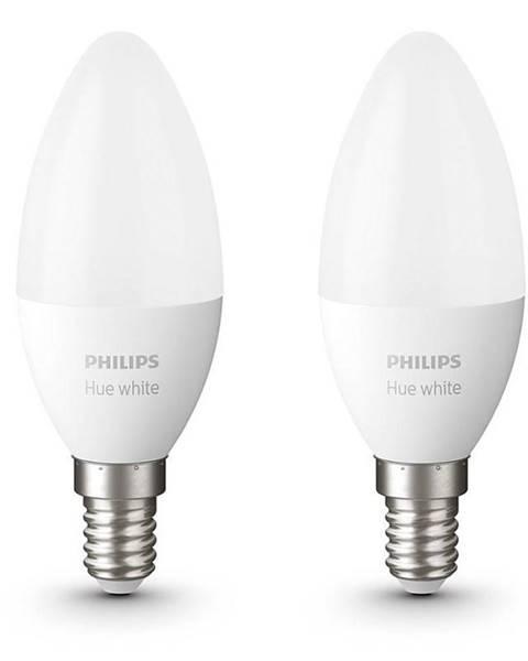 Philips Inteligentná žiarovka Philips Hue Bluetooth 5,5W, E14, White