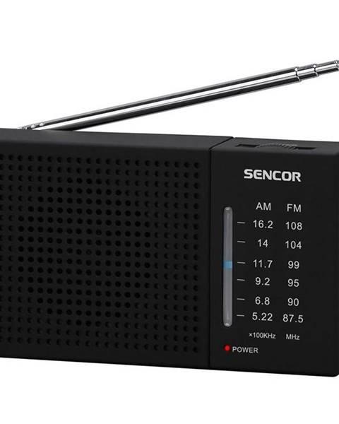 Sencor Rádioprijímač Sencor SRD 1800 čierny