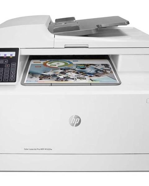 HP Tlačiareň multifunkčná HP Color LaserJet Pro MFP M183fw biely
