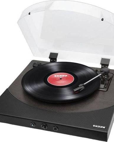 Gramofón ION Premier LP Black čierny