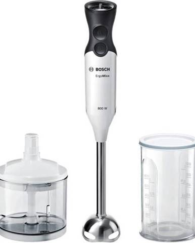 Ponorný mixér Bosch ErgoMixx Ms6ca4120 biely