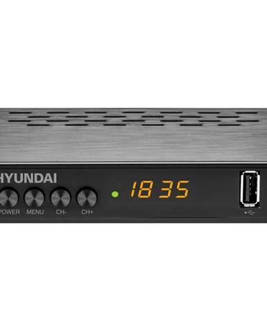 Set-top box Hyundai Dvbt 220 PVR čierny