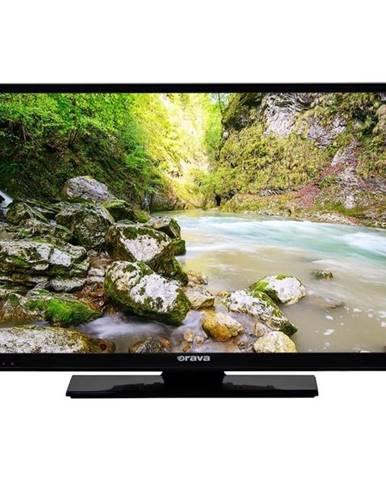 Televízor Orava LT-845 čierna
