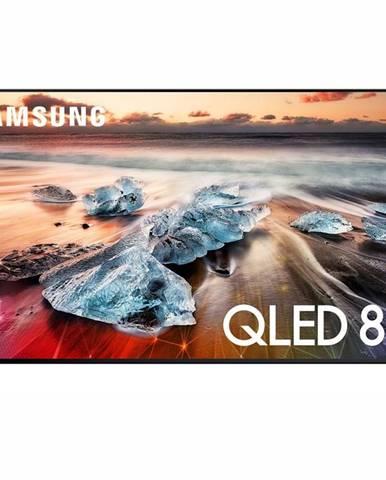 Televízor Samsung Qe75q950rb čierna