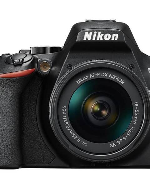 Nikon Digitálny fotoaparát Nikon D3500 + 18-55 AF-P VR čierny