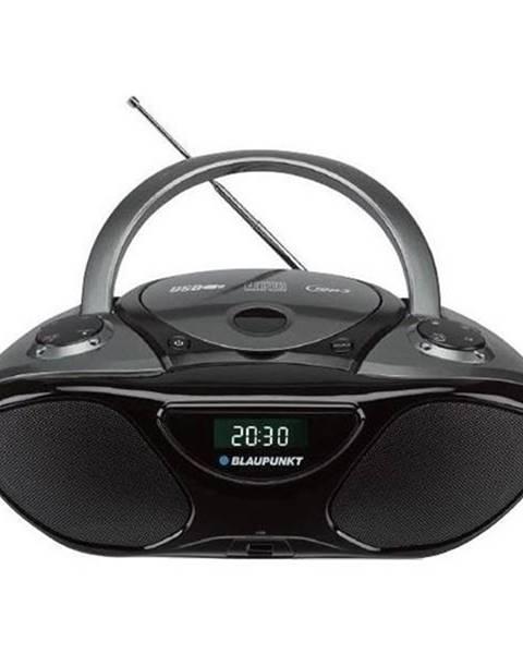Blaupunkt Rádioprijímač s CD Blaupunkt Bb14bk čierny
