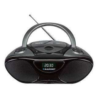 Rádioprijímač s CD Blaupunkt Bb14bk čierny