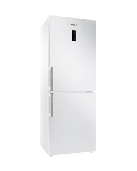 Whirlpool Kombinácia chladničky s mrazničkou Whirlpool WB70E 973 W biele