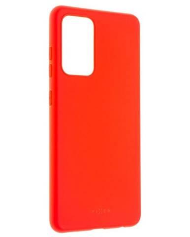 Kryt na mobil Fixed Story na Samsung Galaxy A52/A52 5G červený