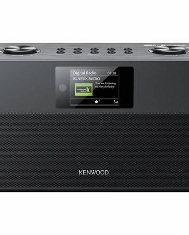 Rádioprijímač s DAB+ Kenwood CR-St80dab čierny
