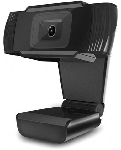 Webkamera Platinet 1080p čierna