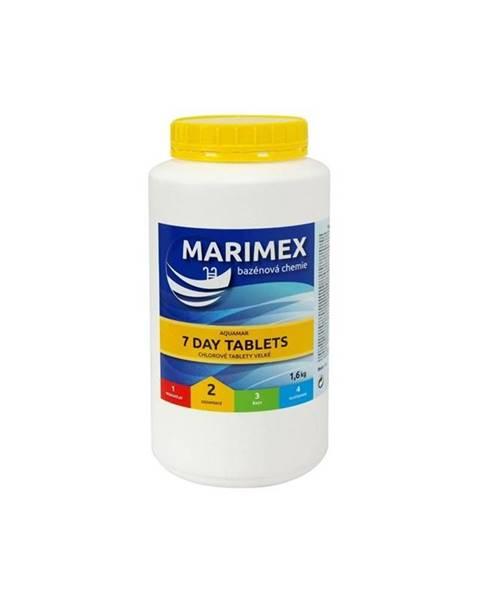 Marimex Bazénová chémia  Marimex 7D Tabs._7 Denní tablety 1,6 kg