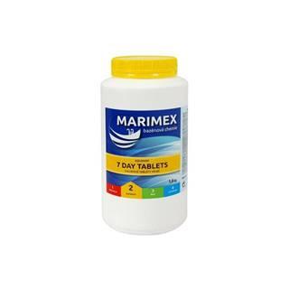 Bazénová chémia  Marimex 7D Tabs._7 Denní tablety 1,6 kg