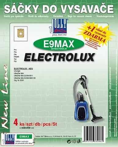 Sáčky pre vysávače Jolly MAX E 9 Electrolux