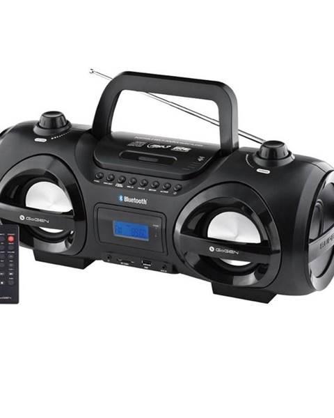 GoGEN Rádioprijímač s CD Gogen Cdm425subt čierny/strieborn