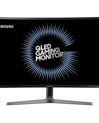 Monitor Samsung C32HG70 čierny