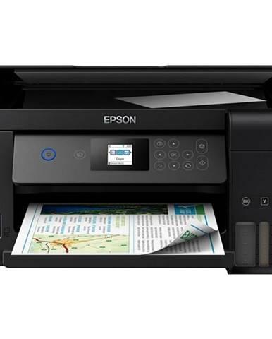 Tlačiareň multifunkčná Epson L4160 čierny