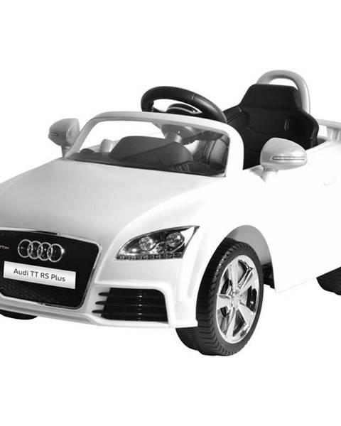 Buddy Toys Elektrické autíčko Buddy Toys BEC 7120 Audi TT biely