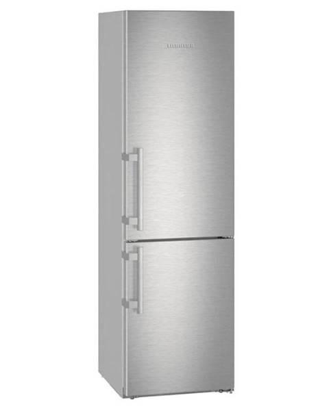 Liebherr Kombinácia chladničky s mrazničkou Liebherr CBef 4805 nerez